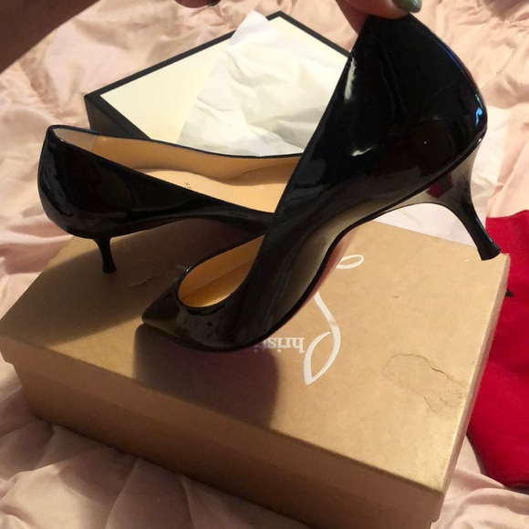 buy popular a3d1d f896d Authentic Christian Louboutin NWT